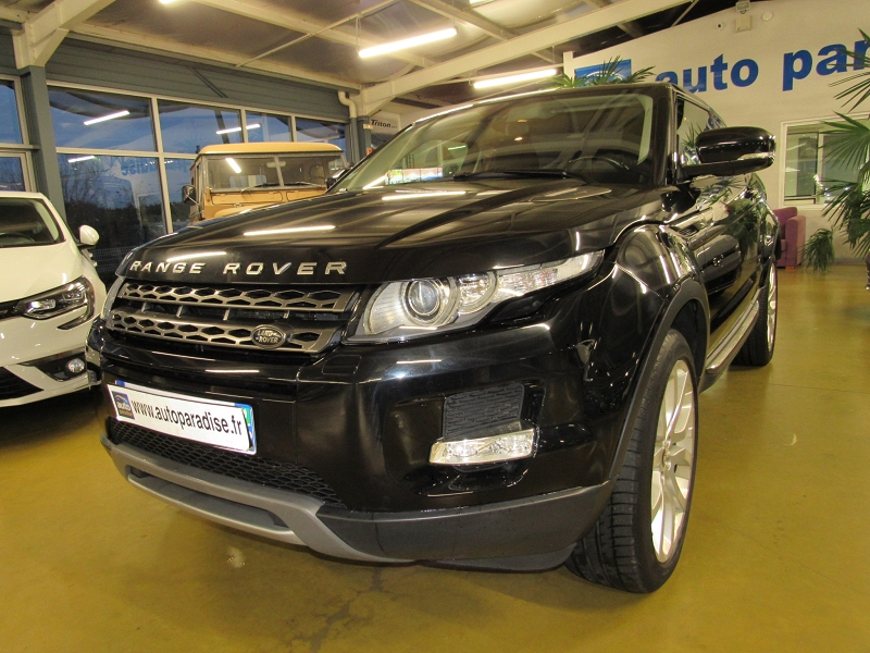 Véhicule d'occasion LAND-ROVER RANGE ROVER  EVOQUE COUPE 2.2 ED4 150