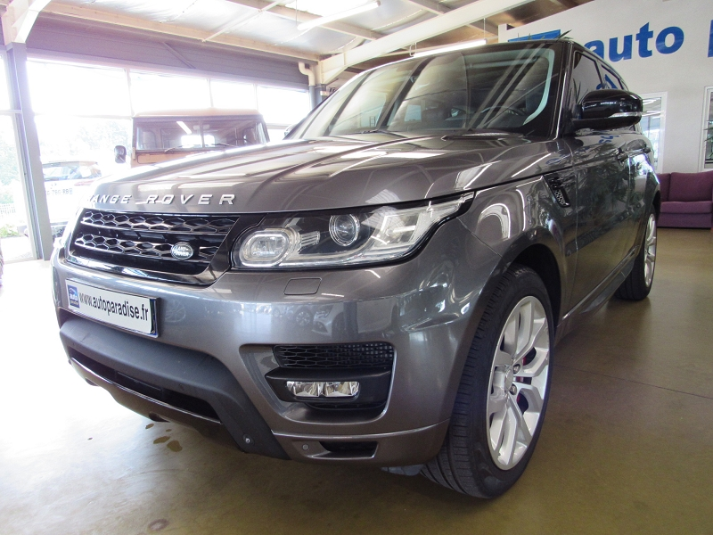 Véhicule d'occasion LAND-ROVER RANGE ROVER SPORT 3.0 SDV6 292 AUTOBIOGRAPHY DYNAMIC