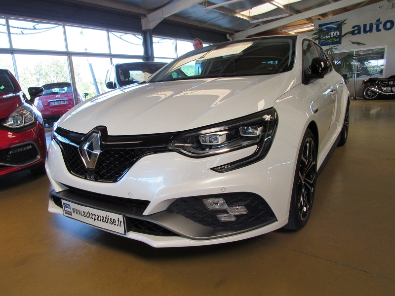 Véhicule d'occasion RENAULT MEGANE RS 1.8 TCE 280 4CONTROL EDC