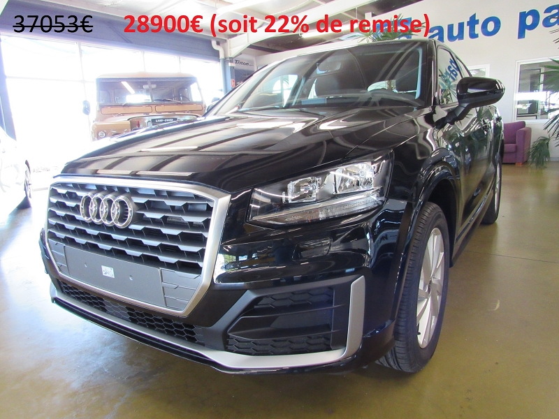 Véhicule d'occasion AUDI Q2 35 TFSI 150 PACK S-LINE S-TRONIC NEUF - 22%